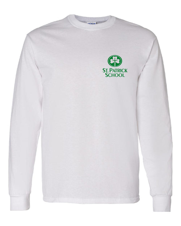 St. Patrick School long sleeve tshirt