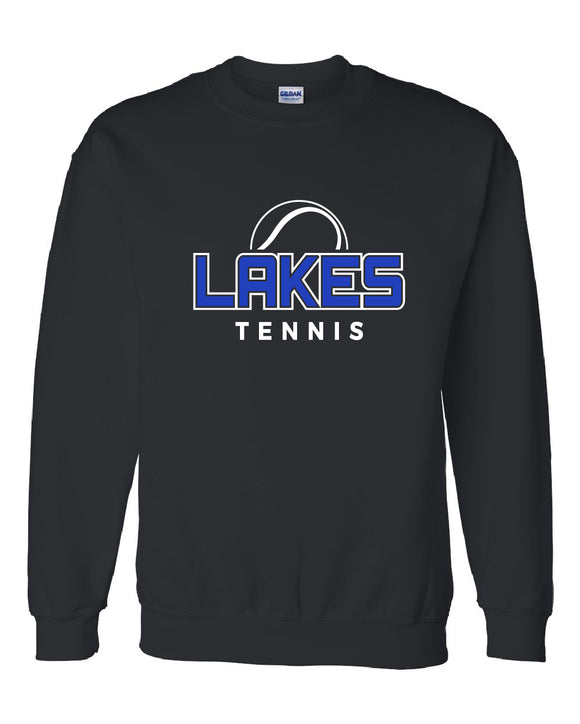 Lakes boys tennis dry blend crewneck sweatshirt