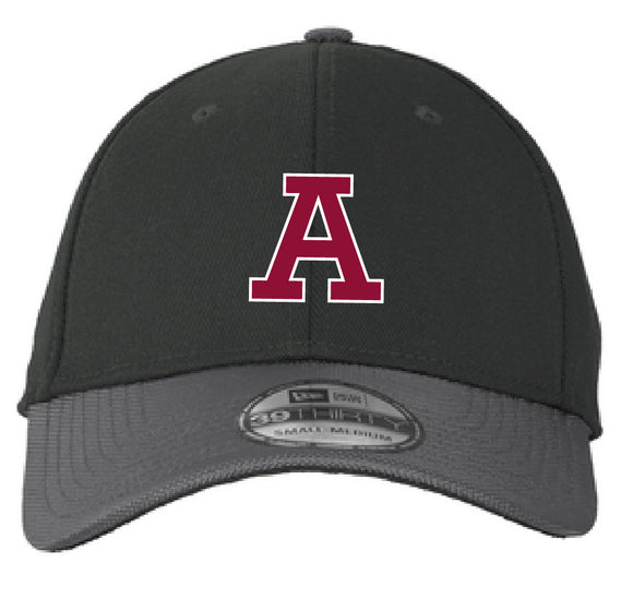 AYLL embroidered fitted ball cap