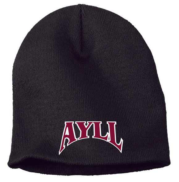 AYLL Embroidered Beanie