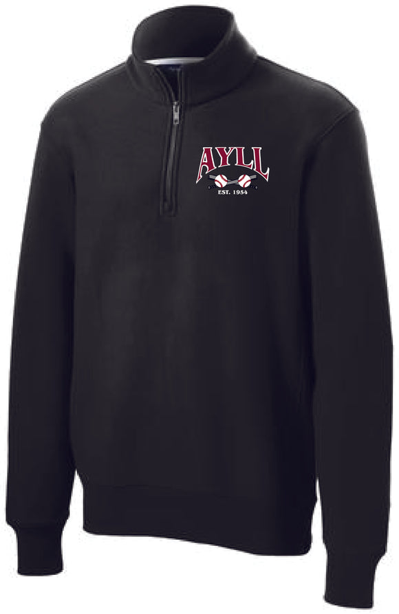 AYLL Heavyweight 1/4-Zip Sweatshirt