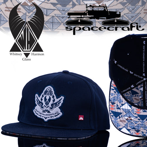 Spacecraft collab cap
