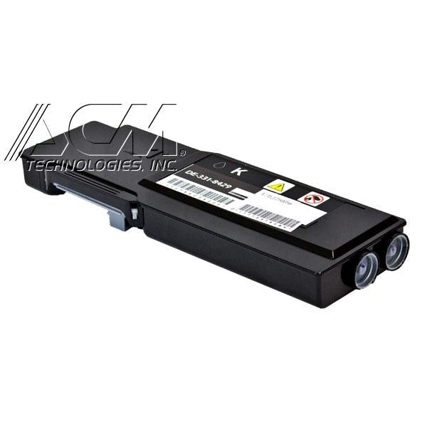 This remanufactured cartridge fits Dell 331-8429 (W8D60) toner cartridge, 11,000 pages Extra High Yield Black