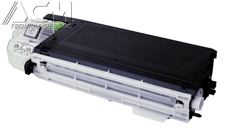 This remanufactured cartridge fits Sharp AL-100TD (6R914, 6R915) toner cartridge, Black, 6,000 page yield
