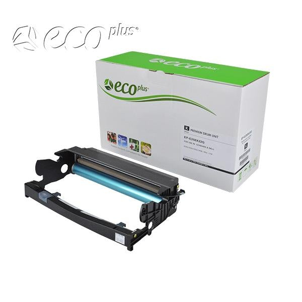 This remanufactured cartridge fits Lexmark E250X22G  drum unit, Black, 30,000 page yield