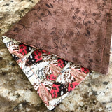 Butterfly Dreams Handmade Handkerchief EDC Hank