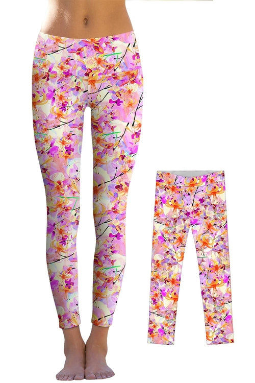 In Love Lucy Leggings - Mommy and Me
