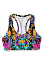 Reflection Stella Colorful Seamless Racerback