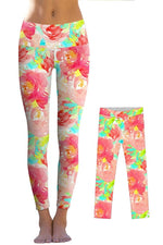 Little Good Idea Lucy Leggings - Mommy and Me