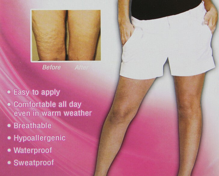 Instant thigh lift Transparent Lifting Strips AS SEEN ON TV