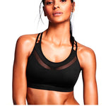 Women Push Up Workout Running Breathable Sports Bra