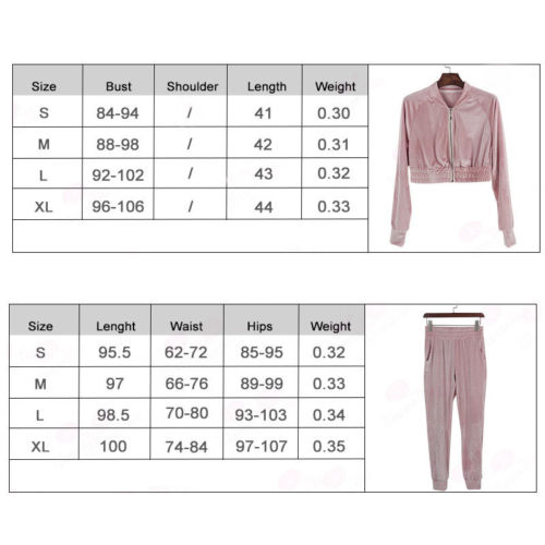 Fashion Hoodie Sweatshirt & High Waist Pants Workout Wear