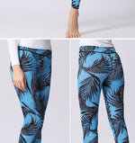 Women's Stretch Printed Yoga Sports Leggings YH42