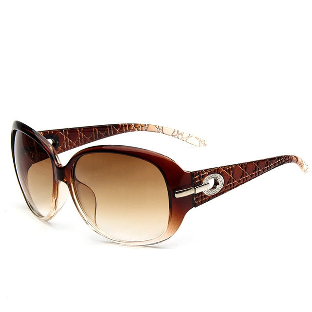 Luxury Driving Ladies Sunglasses color/brown