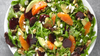 Arugula, Orange, Beet & Goat Cheese Salad