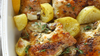 Greek Lemon Chicken & Potatoes