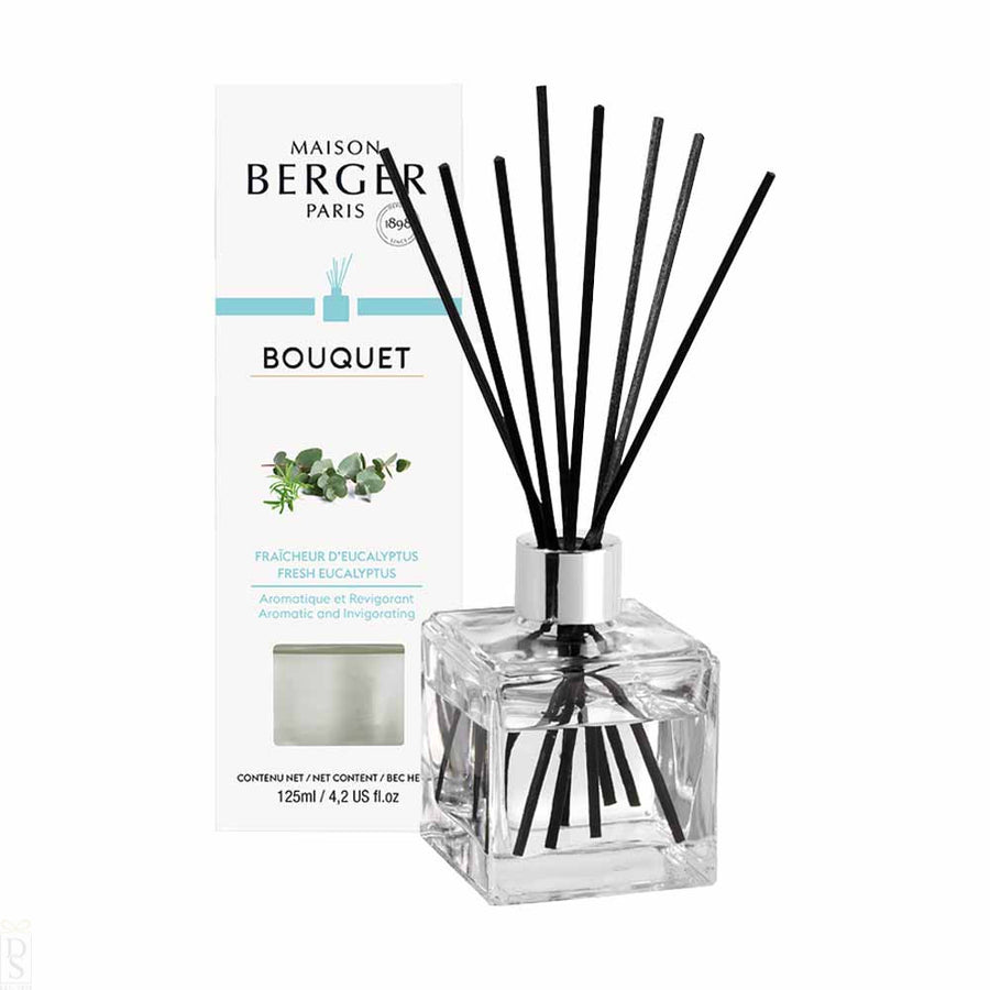 CUBE REED DIFFUSER - MAISON BERGER