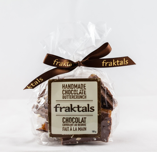 Belgian Milk Chocolate ButterCrunch