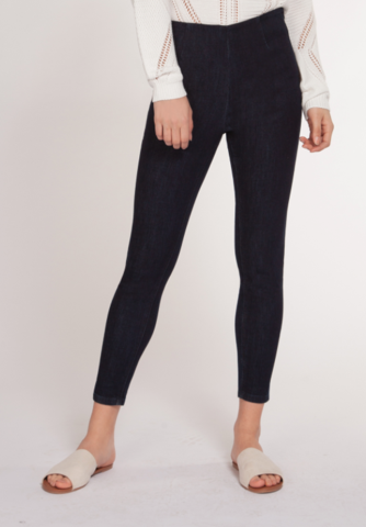 Dex - Denim Dark Stretch Basic Pant