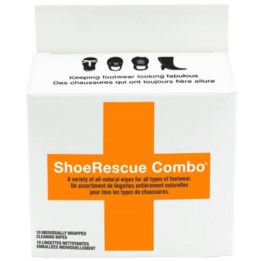 RESCUE WIPES COMBO BOX