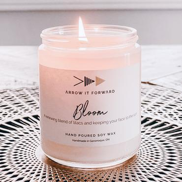 Soy Wax Candle - Bloom