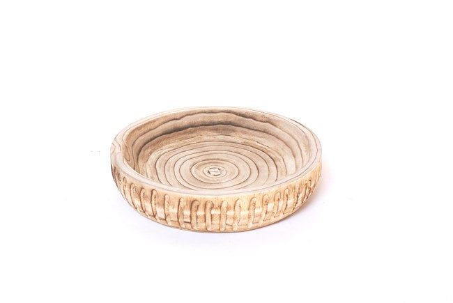 Wooden Bowl Brown