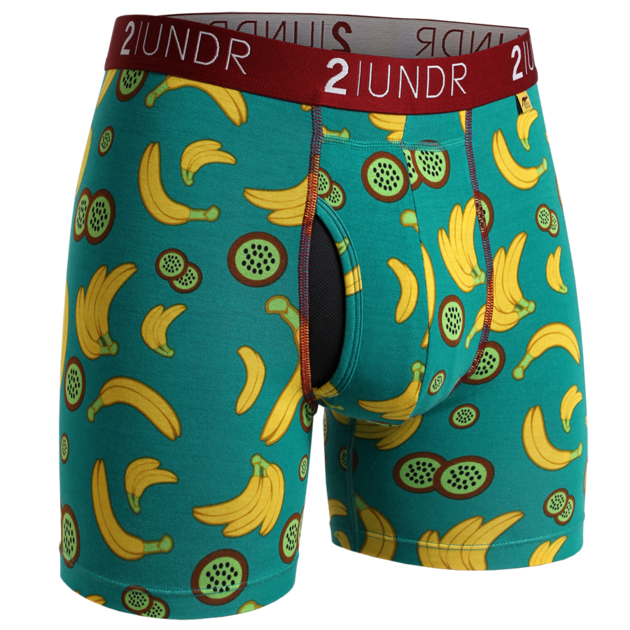"2UNDR Swing Shift - Kibanas - 6"" Boxer Brief"