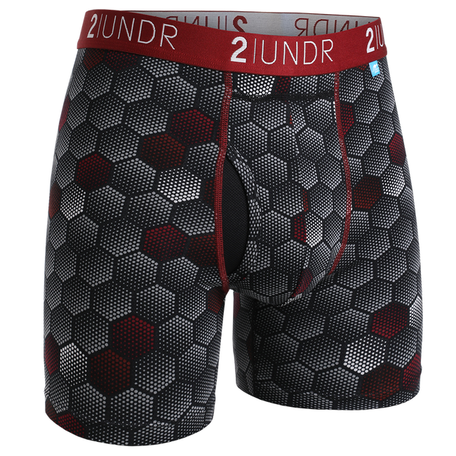 "2UNDR Swing Shift - Jupitor - 6"" Boxer Brief"