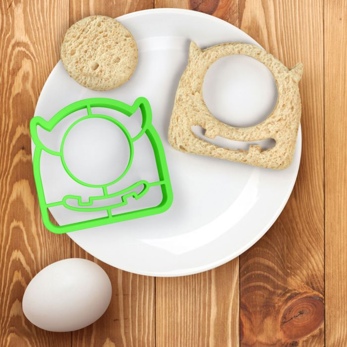 Egg Monster Breadcutter