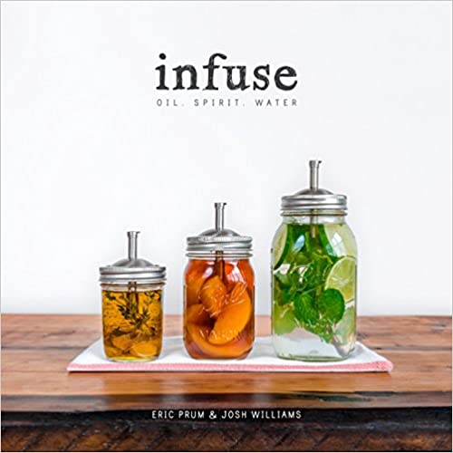 Infuse Book - Oil * Spirit * Water