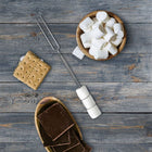 Toasty Marshmellow Skewers