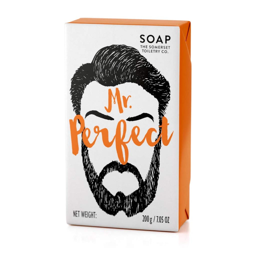Mr. Perfect & Friends Soap Bars - 200g