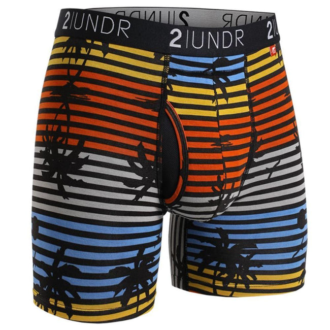 "2UNDR Swing Shift - Endless- 6"" Boxer Brief"