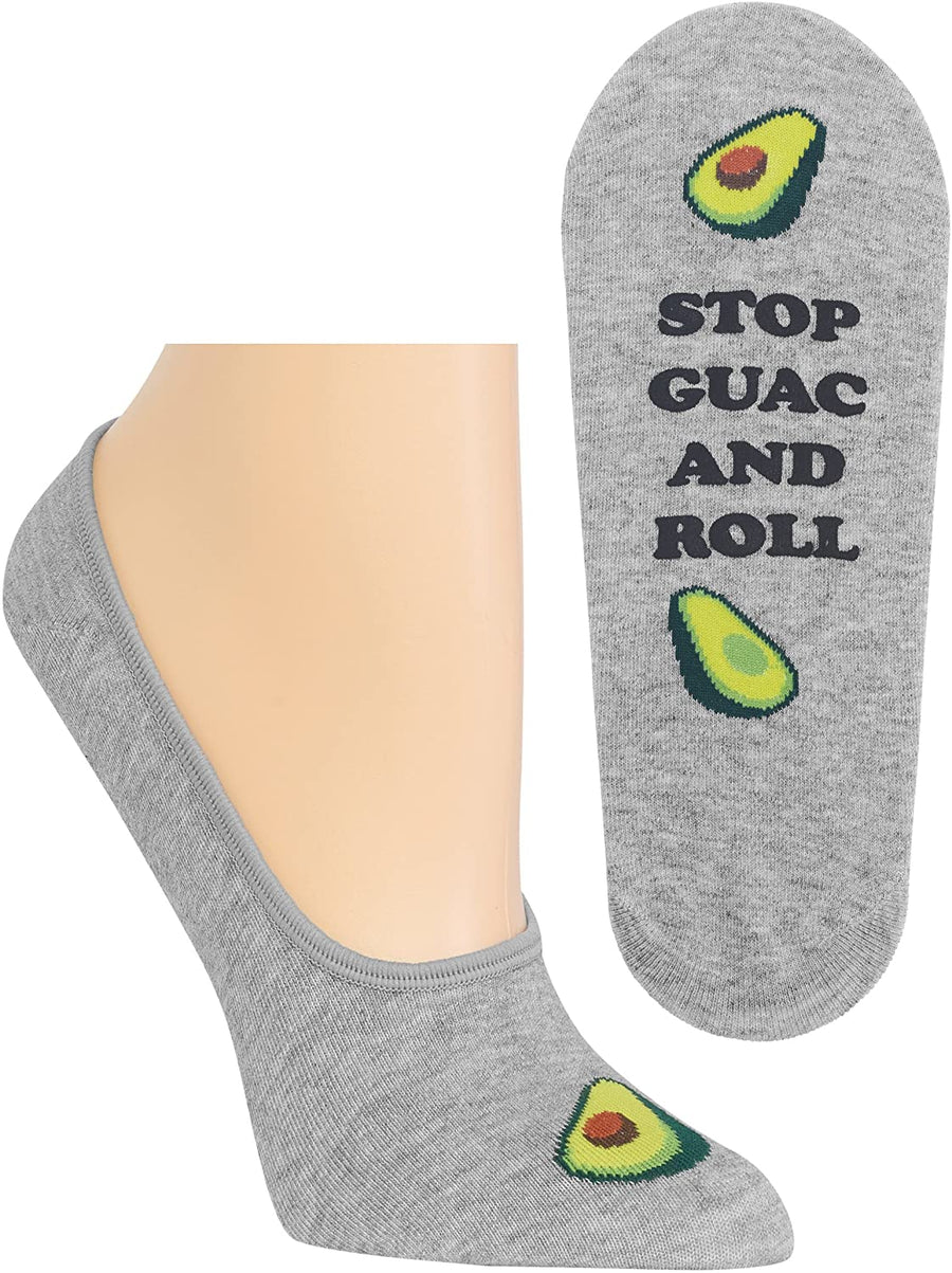 HotSox Ladies - Stop Guac and Roll