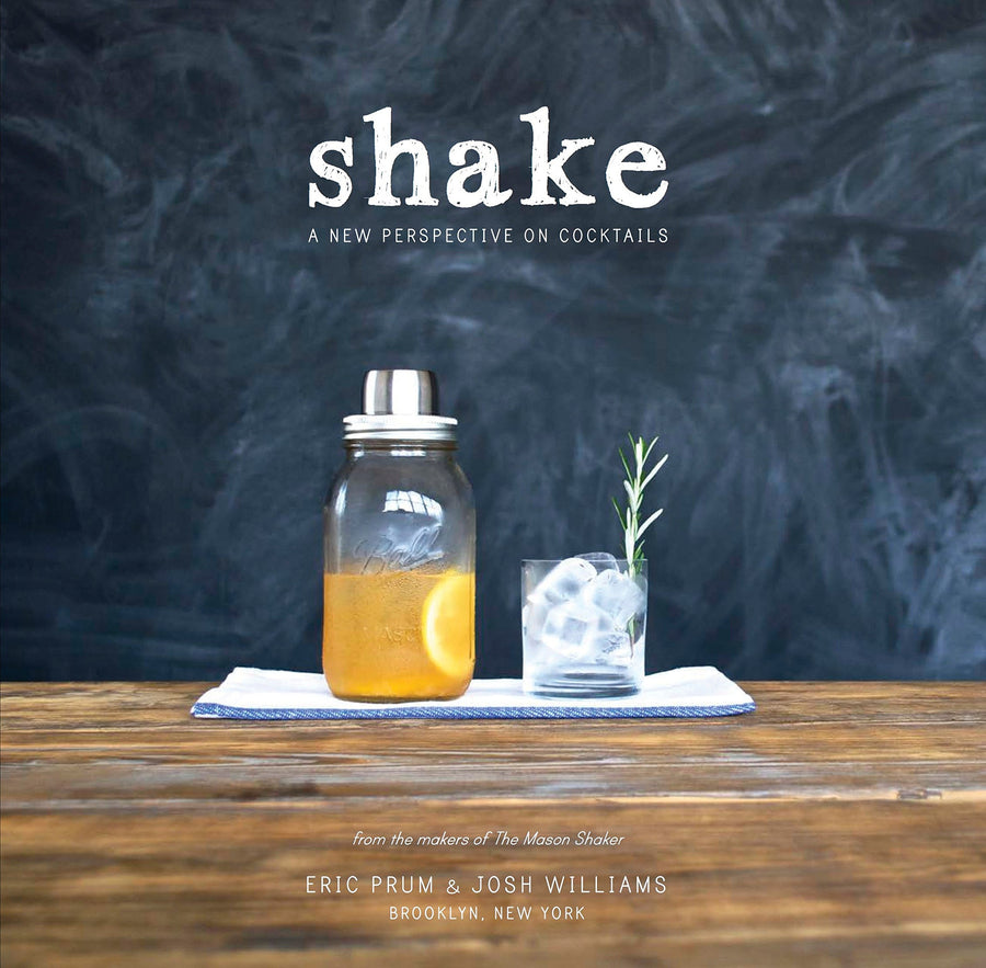Shake Book - A New Perspective on Cocktails