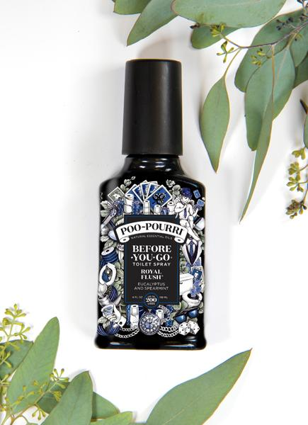 Poo~Pourri Royal Flush