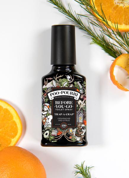 Poo~Pourri Trap-A-Crap