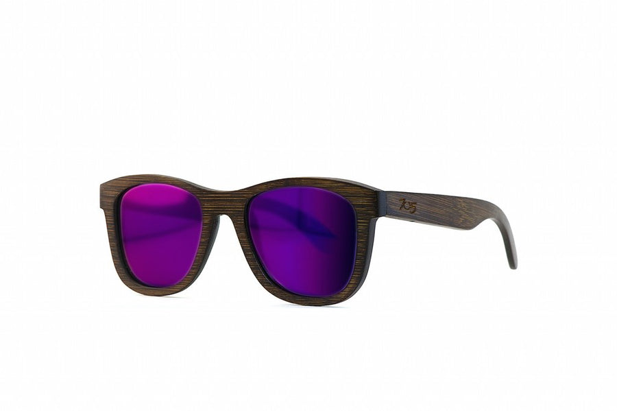 705 Sunglasses - Saratoga [Purple Lens]