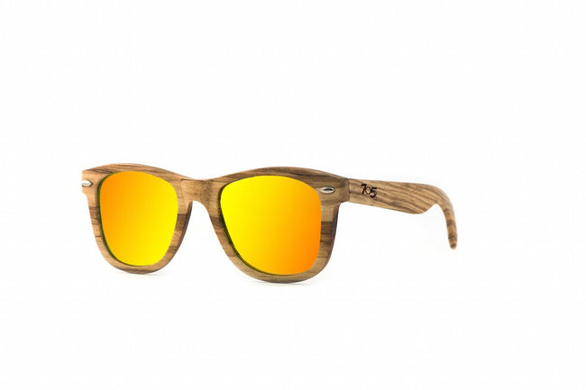 705 Sunglasses - Huron {Yellow Lens}