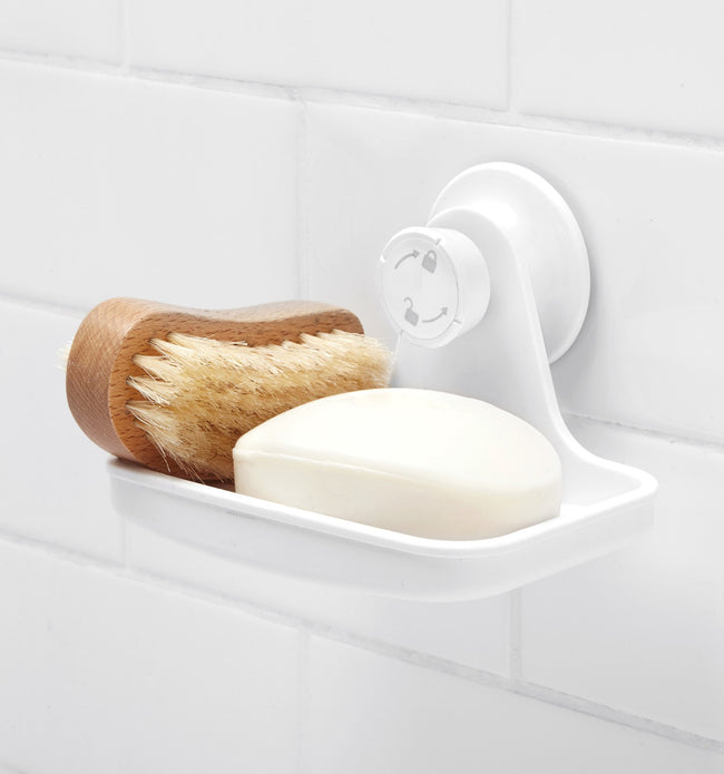 FLEX GEL-LOCK SOAP DISH