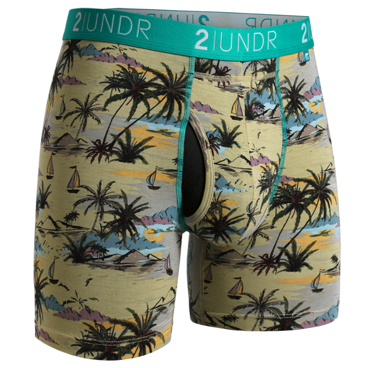 "2UNDR Swing Shift - Cast Away - 6"" Boxer Brief"