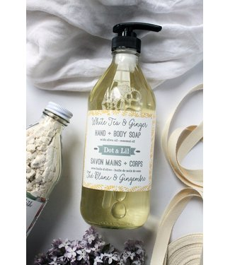 16 FL OZ HAND & BODY SOAP