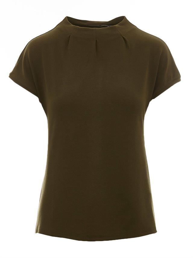 ZASKATER 2 Top Dark Olive