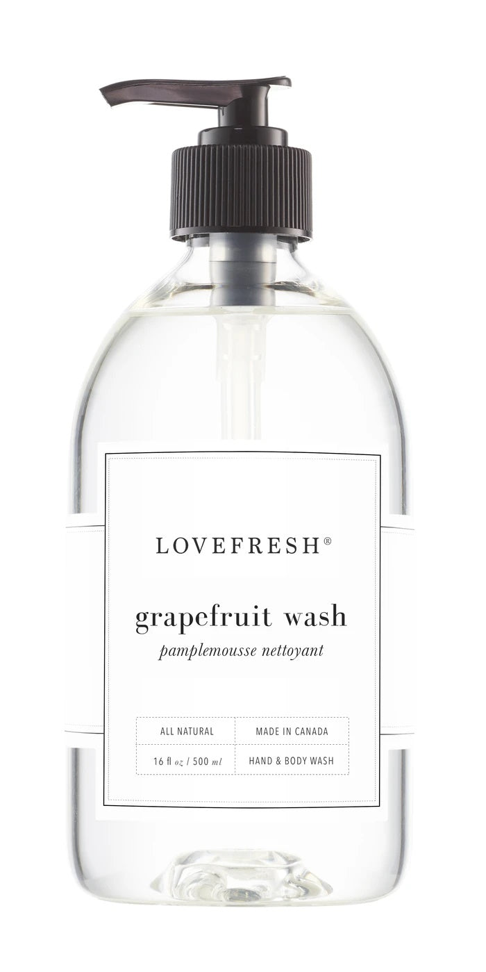 LOVEFRESH -  Hand & Body Wash