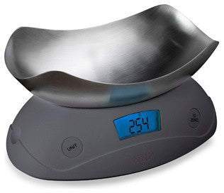 JJ SHELL DIGITAL SCALE GREY