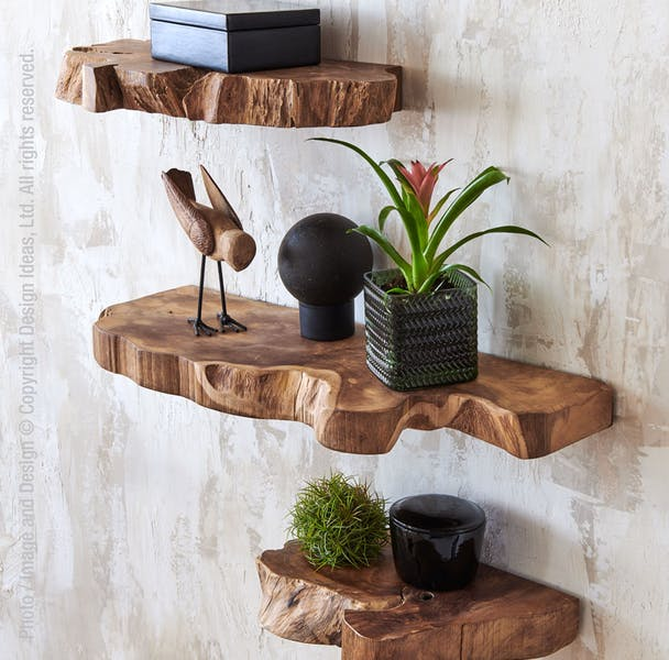 TAKARA LIVE EDGE SHELF