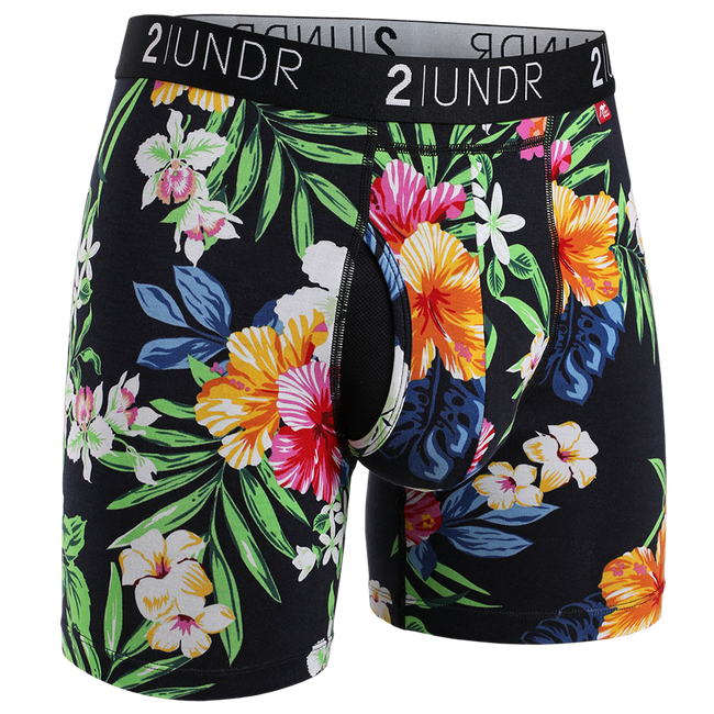"2UNDR Swing Shift - Kona- 6"" Boxer Brief"