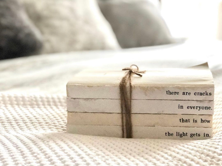 Repurposed Book Set