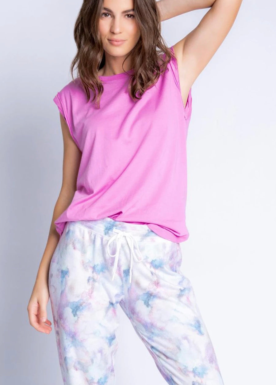 Marble Vibes Tie Dye Loungewear jogger Pant