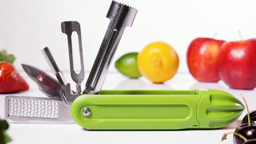 "PREPARA 7-IN-1 ""FRUITY TOOL"""
